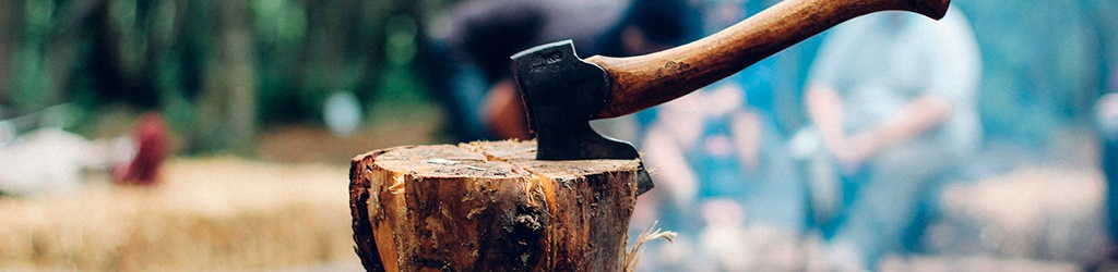 14-Best-Axes-And-Hatchets-Reviewed-2019-backpacking-Camping-Survival-chopping_the-camping-nerd