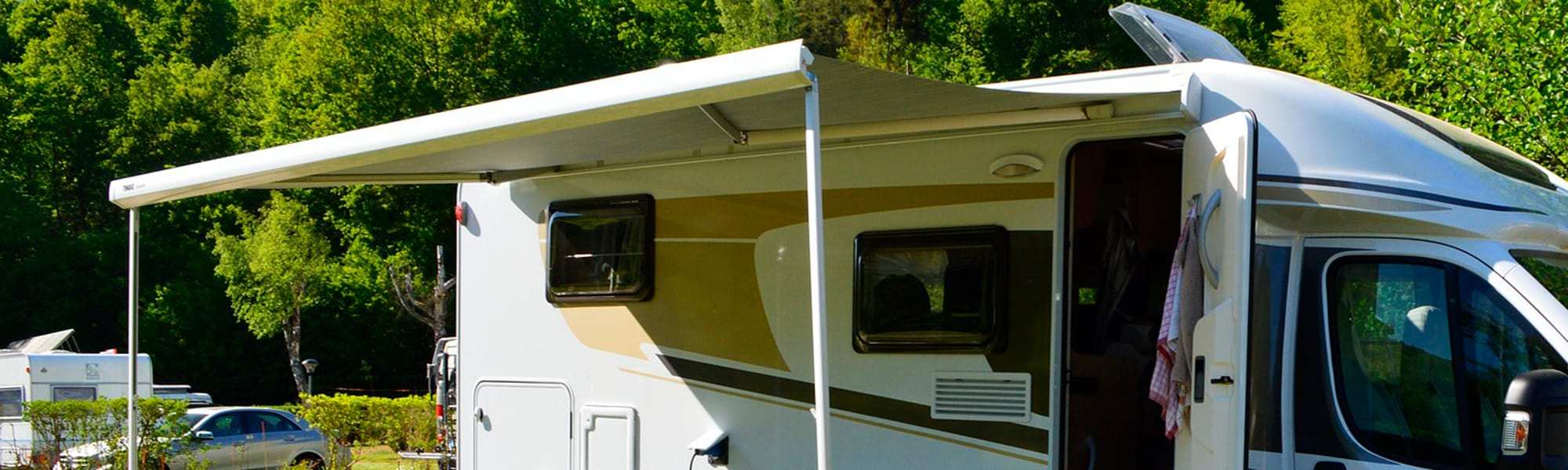 How To Measure and Replace Trailer or RV Awning Fabric