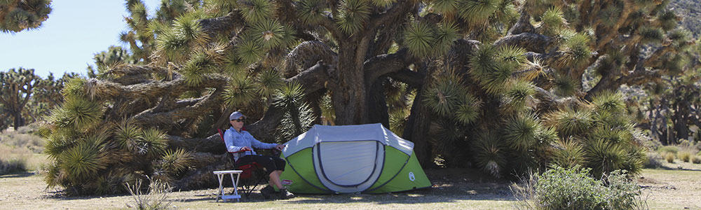 The Coleman 2 person pop-up tent is small in size but has a ton of great features that make it an incredible tent.