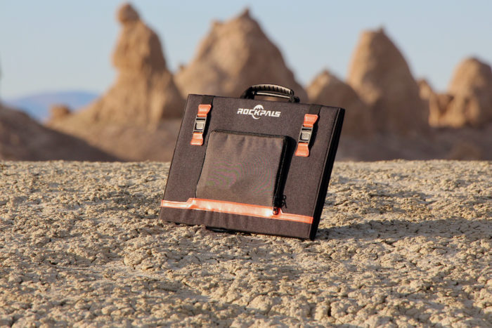 rockpals 80w foldable portable soalr panel the camping nerd-2