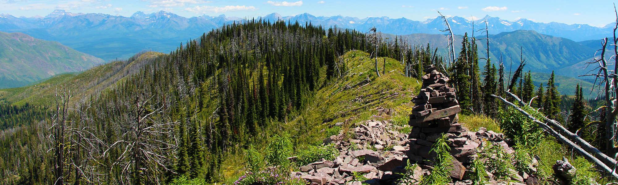 free-camping-glacier-national-park-standard-peak-hike-vlog-5