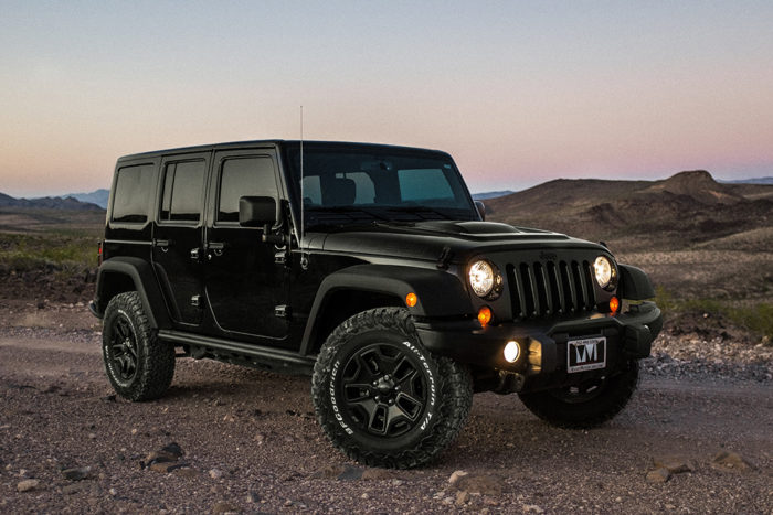 Jeep is one of the most popular make of vehicle to flat tow behind an RV.