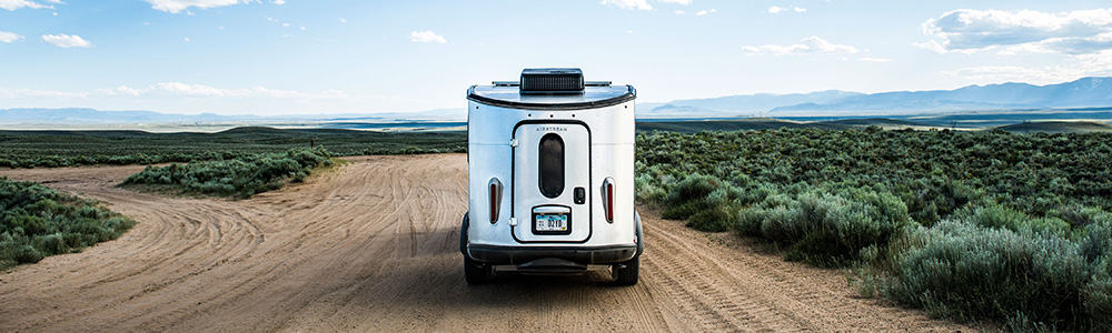 smallest rv ac on a tiny travel trailer