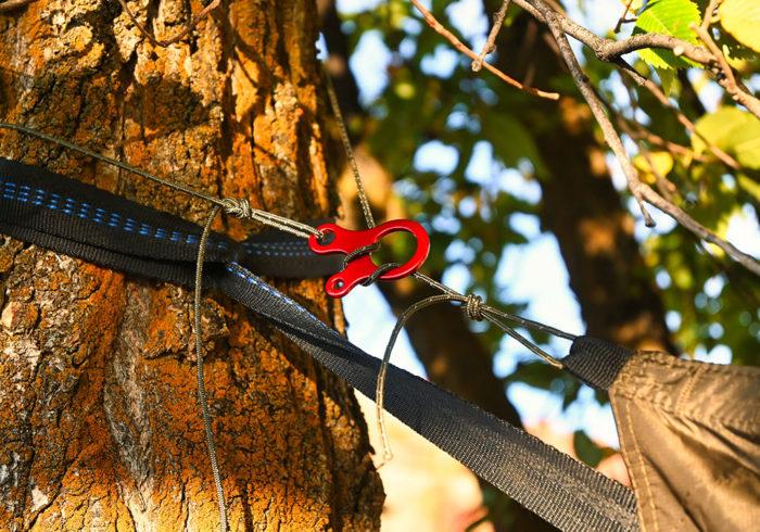 Onewind rainfly aluminum tension adjuster