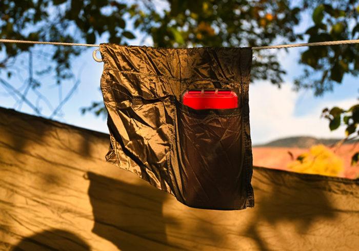 Onewind hammock ridgeline storage bag